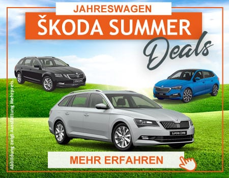 Skoda Summer Deals